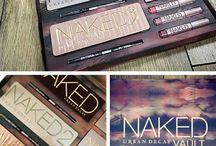 Make up. My favourite products / #makeup #products #longlasting #primer #eyeshadow #lipstik #mascara #foundation #powder #creamy #eyeliner #urbandecay #benefit #makeupforever #dior #chanel