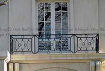 iron balcon