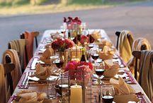 Dinner party / by Helen Race