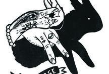 HERZFLIMMERN || ILLUSTRATION BLACK+WHITE