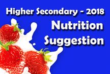 Higher Secondary 2018 Nutrition Suggestion pdf download