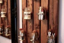 DIY: Storage  / Create more storage in your home with easy (and fun) DIY solutions.
