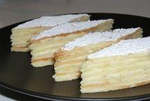 Prăjituri/plăcinte