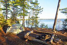 free campsites in BC
