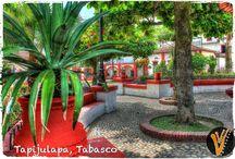 Lugares turísticos de Tabasco