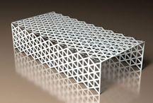 Geometric Patterns coffee tables