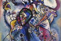 Der Blaue Reiter - Wassily Kandinsky