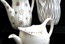 China designs / a selection of retro, vintage china decoration  Jessie Tait, Midwinter, J & G Meakin etc.