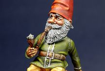 gnomes rock