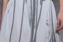 Shibari/robes
