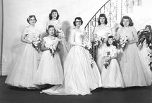 Vintage Weddings from Hollywood to Main Street USA / by Vintage Allies