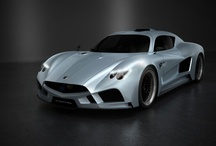 Mazzanti / by The supercars