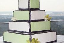 Wedding cakes / by Cristin Hansen (Murschel)