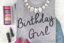 Birthday ideas 33rd