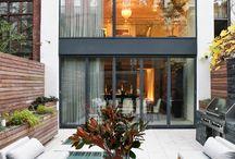 Architecture-dream homes  / Wishful living / by Lynn Guerrero Goldman