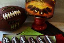Football / Gameday party ideas