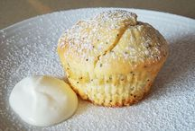 muffins / by Caroline Summers