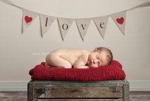 Valentine's Newborn Ideas