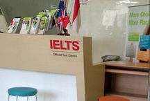 IELTS Test and Preparation Class / IELTS Test and Preparation Class at IDP Education, Bandung office.