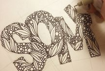 Typography / by Norah Ward