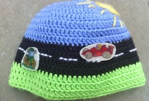crochet kids hat / by Haley Hare