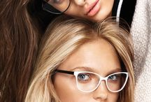 Reading glasses for woman's wear