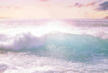 в мечтах лишь море...