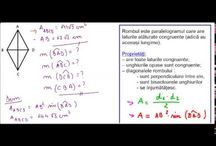 Lectii de matematica clasa a VII-a