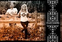"""T-shirts Wearetheneons / Collection """"Call of the Wild"""" - T-shirts We are the Neons - débardeurs femme et t-shirts mixte - sérigraphie artisanale et encre à l'eau respectueuse de l'environnement - photos©www.levetchristophe.fr"""