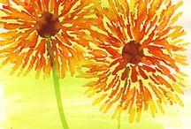 Blumenmeer im Frühsommer