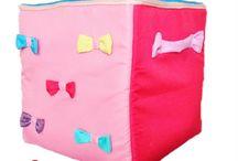 storage boxes by Resa / Made with love for kids and for parents sake. Search us on FB https://www.facebook.com/pages/Resa/439756722846848 Stworzone z miłości do dzieci i dla spokoju rodziców.Znajdż nas na FB