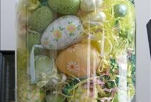 Easter Decorations / Create, Mash, Design & have fun making exciting decorations for your home on Easter & Spring !!
