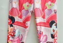 Legginsy dziecięce Myszka Minnie / http://onlinehurt.pl/?do_search=true&search_query=myszka+minnie