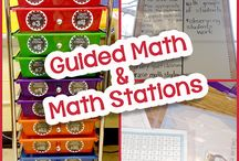Guided math / by Kimberly Marr