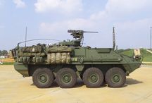 Military vehicle reference