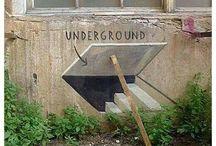 Street Art/Graffitti!