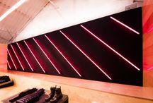Neon / Illuminated Interior