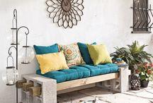 Deco et meuble patio
