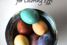 Easter Ideas / by Kristen Peden
