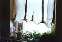 Занавеси и шторы