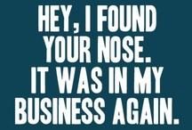 Funny Stuff / Things that make me laugh