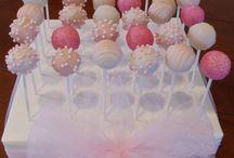 cakepops y cupcakes