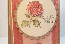 Stampin Up Best of Flowers
