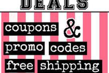 Shopping Deals. / by Staci Brownlee
