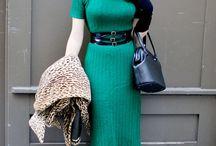 Tricot et vêtements en tricot