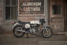 Awesome Bikes & Cars / by Vagabond Guide - Adam Mayfield