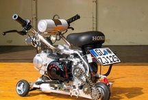 mini bike custom