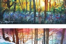 Landscapes - in colour