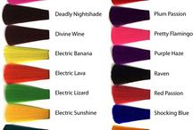 I want it! / Hair colours