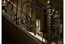 Stair Railing / by Amber Lindquist Baum-Wolfe